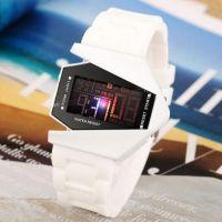 АКЦІЯ | Новий Digital LED Годинник зі зміною кольору форми - ЛІТАК